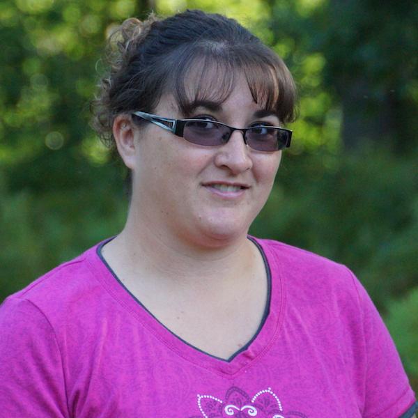Nicole, the Licensing Coordinator for Eagle Village's Foster Care program
