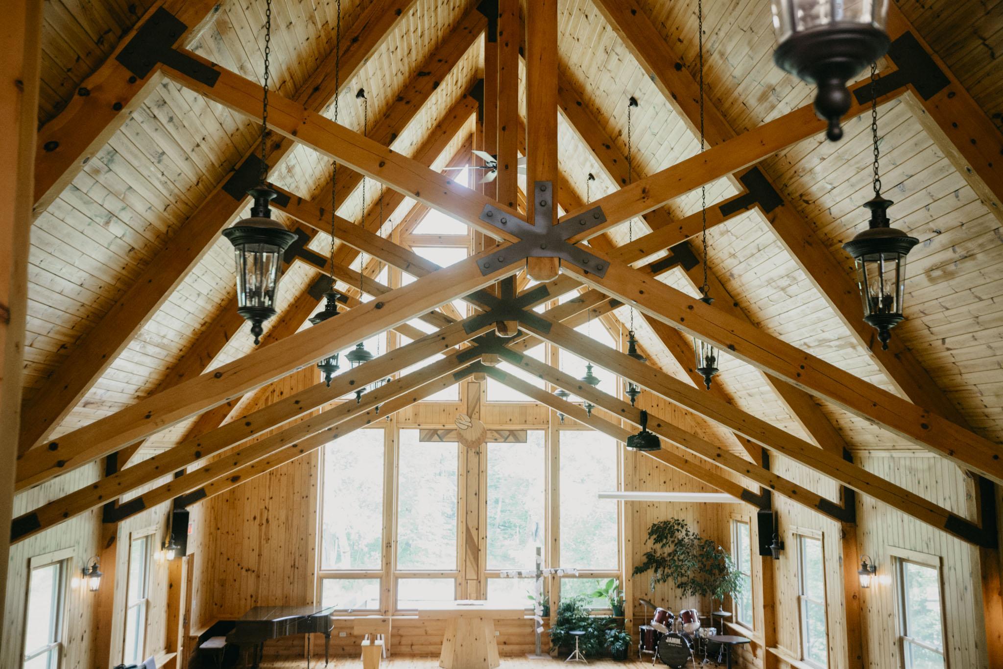 retreats facility tour